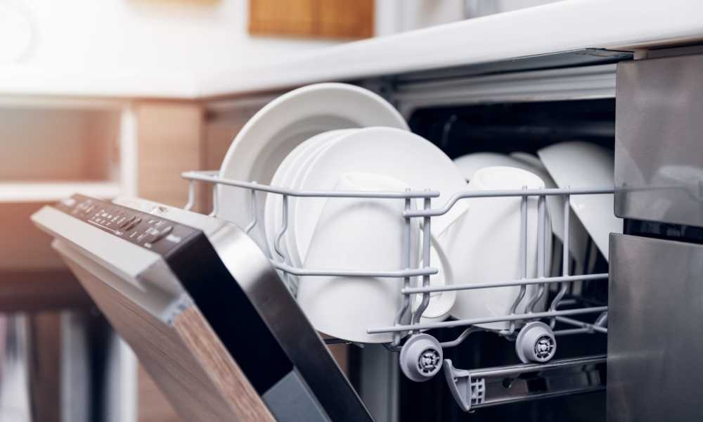 How do you clean your dishwasher properly?