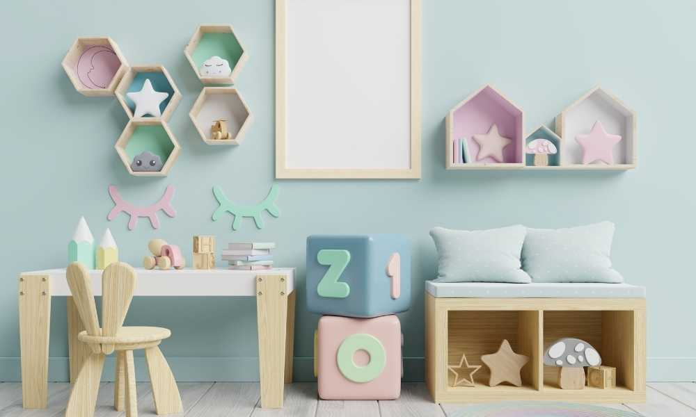 How to update your kid's room