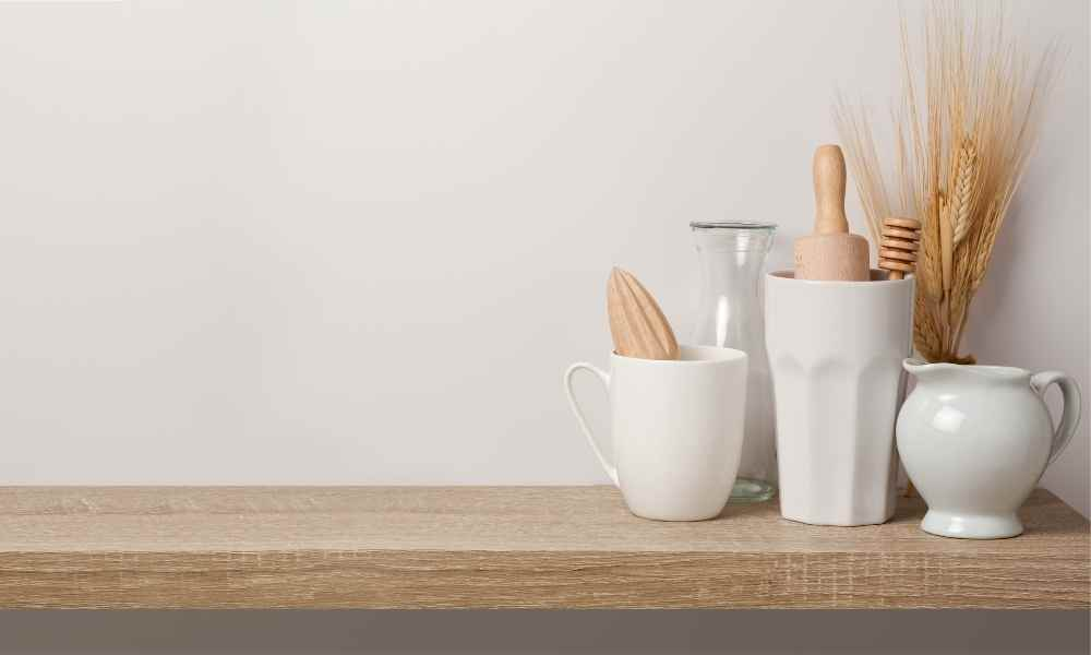 How to create space in our kitchen