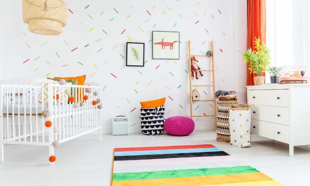 How to clean your kid's room
