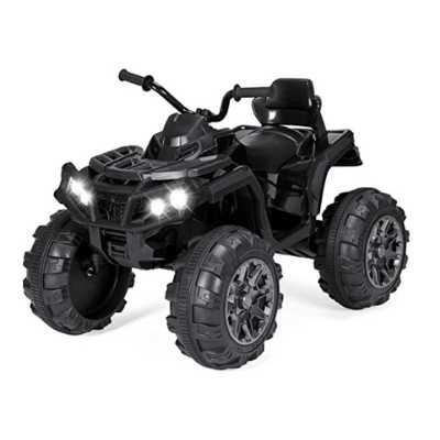 Kids electric 4 wheeler