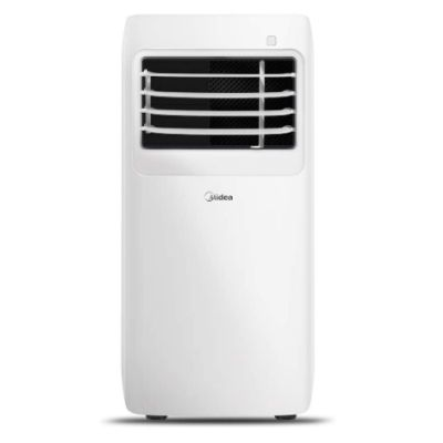 Standard for maximum cooling capability MIDEA MAP08R1CWT 3-in-1 Portable Air Conditioner, Dehumidifier