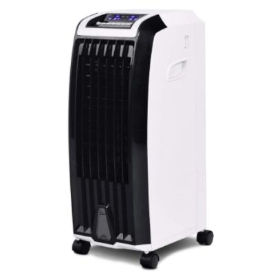 Toolsempire Air Conditioner Cooler with Fan & Humidifier Anion Portable Evaporative Quiet Electric Fan