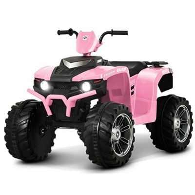 Uenjoy 12V electric 4 wheeler for kids