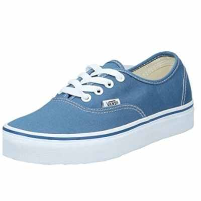 Vans Girl's Low-Top Sneakers, 37 EU