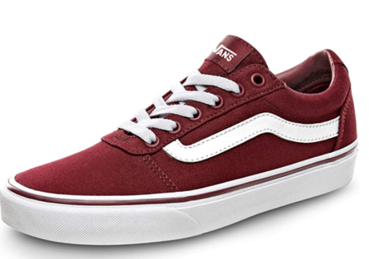 Vans Women's Low-Top Sneaker